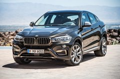 BMW X6 M: Лучше, чем прежде