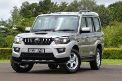 Mahindra Scorpio и Tata Safari - основные конкуренты на индийском авторынке