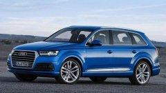 Новая Audi Q7 - меньше веса, больше технологий