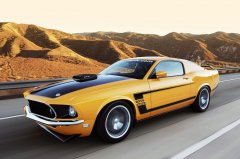 Mustang Fastback Retrobuilt 1969