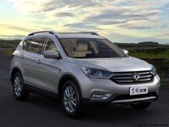 Стильное китайское авто DongFeng AX7