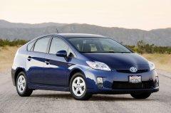 Электромобиль Toyota Prius