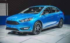 Обновлённый Ford Focus