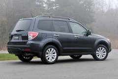 Subaru Forester 3 идеален для любых дорог