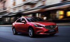 Рестайлинг Mazda 6: что нового?