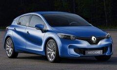 Новый Renault Megane
