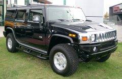 Hummer H2: Подходит для города и обладает повышенной проходимостью