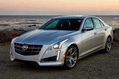 Новый седан Cadillac CTS – тактика и стратегия