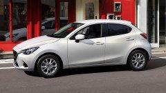 Mazda 2 - игрок лиги чемпионов
