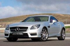 Mercedes AMG SLK – резвый покоритель автострад