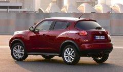 Nissan Juke – импозантный покоритель бездорожья