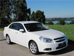 Chevrolet Epica - седан привлекающий взгляды