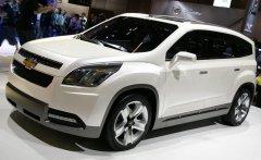 Минивэн Chevrolet Orlando