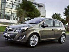 Opel Corsa – автомобиль для женщин