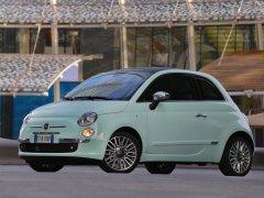 Обновленный ретрохетчбэк Fiat 500