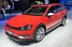 Volkswagen Golf Alltrack 2015-2016
