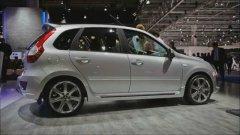 Автомобиль Lada Kalina 2 Sport