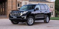 Toyota Land Cruiser – превосходство внедорожника