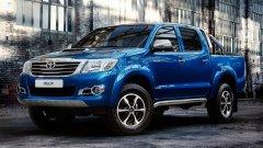 Невероятная Toyota Hilux восьмого поколения
