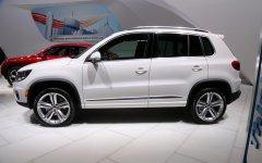 VW Tiguan R-Line в новом образе