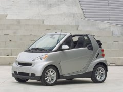 Обновленный Smart ForTwo Cabrio