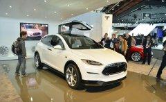 Tesla Model X Signature – гибридный супер-кроссовер!