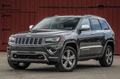 Jeep Grand Cherokee SRT 2016 – минимум изменений!