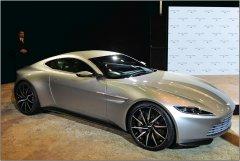 Aston Martin DB9 GT Bond Edition – спорткар в преддверии «Бондианы»