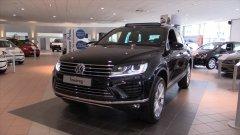 Volkswagen Tоuareg – минимум изменений