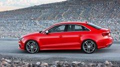 Новый седан Audi A3 – нафарширован электроникой
