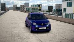 Renault Twingo Cosmic – свежее дизайнерское решение!