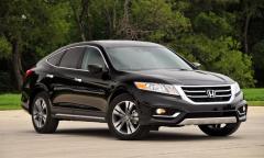 Honda Crosstour – седан или внедорожник?