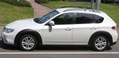 Хэтчбэк Subaru Impreza XV – легко преодолевая тяжелые препятствия