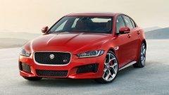 Jaguar XE: Динамичный и стильный