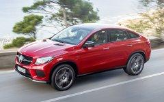 Mercedes-Benz GLE 400 Coupe: статус и сдержанность во всем