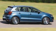 Обновленный VW Polo