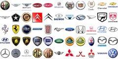 Эмблемы легковых автомобилей