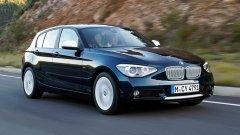 BMW 1-й серии - стремительный, динамичный автомобиль