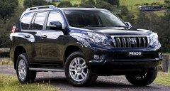 Toyota Prado New