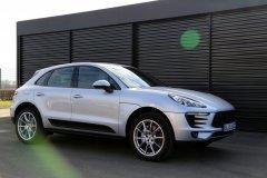 Дизельный Porsche Macan. Скоро и в России