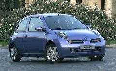 """Компактный хэтчбек Nissan Micra – """"отпечатки"""" времени"""