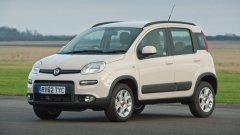 Fiat Panda – завсегдатай городских дорог