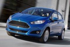 Изящный и компактный Ford Fiesta 2015