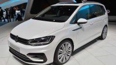 Новая модель Volkswagen Touran