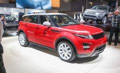 Range Rover Evoque – экзотический кроссовер от консервативного бренда