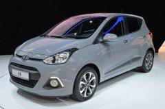 Второе поколения хэтчбека Hyundai i10