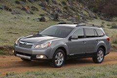 Полноприводный универсал Subaru Legacy Outback – в освоении новых рынков