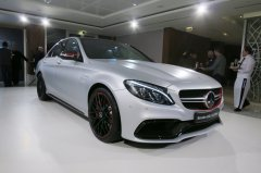 Mercedes-AMG C 63 Edition 1 – модификация от официального производителя!