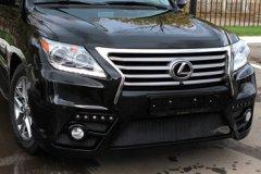 Решающая роль обвеса во внешнем виде авто Lexus