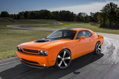 "Dodge Challenger – ""табун"" под капотом"